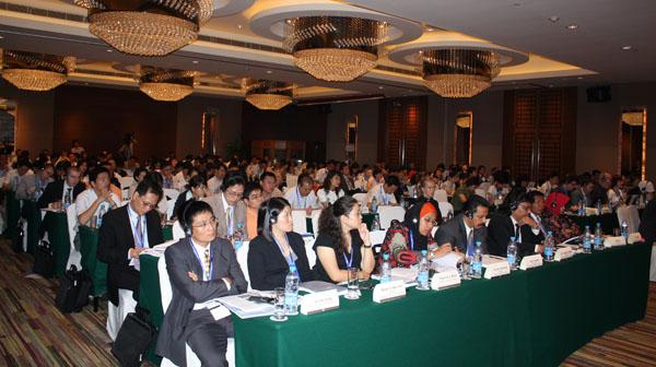 钱元春律师参加亚洲知识产权框架论坛
