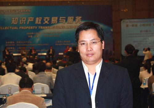 钱元春律师参加2008第六届上海知识产权国际论坛